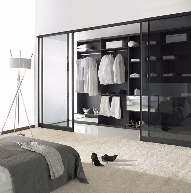 Dressing moderne noir